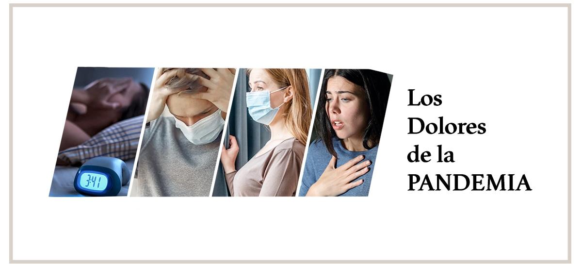 Identifica los dolores de lapandemia