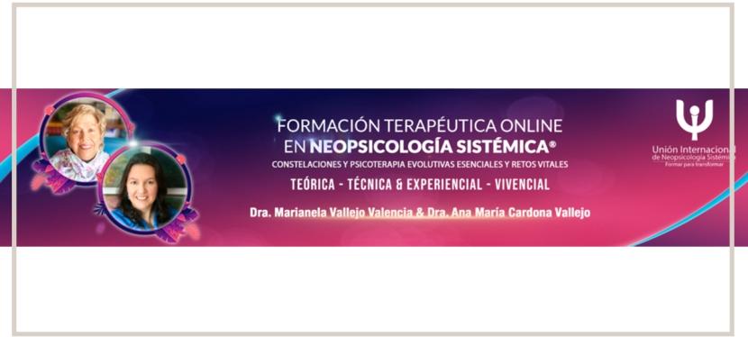 Formación Terapéutica Online en NEOPSICOLOGIASISTEMICA