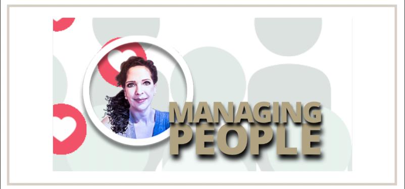 Managing People (La Gestión dePersonas)